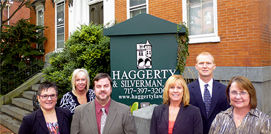 The Haggerty Silverman Legal Team