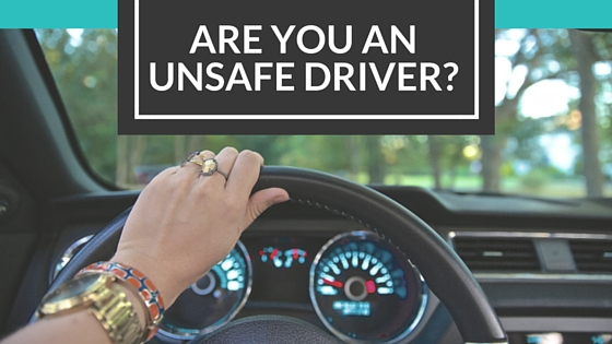 are you an unsafe driver quiz
