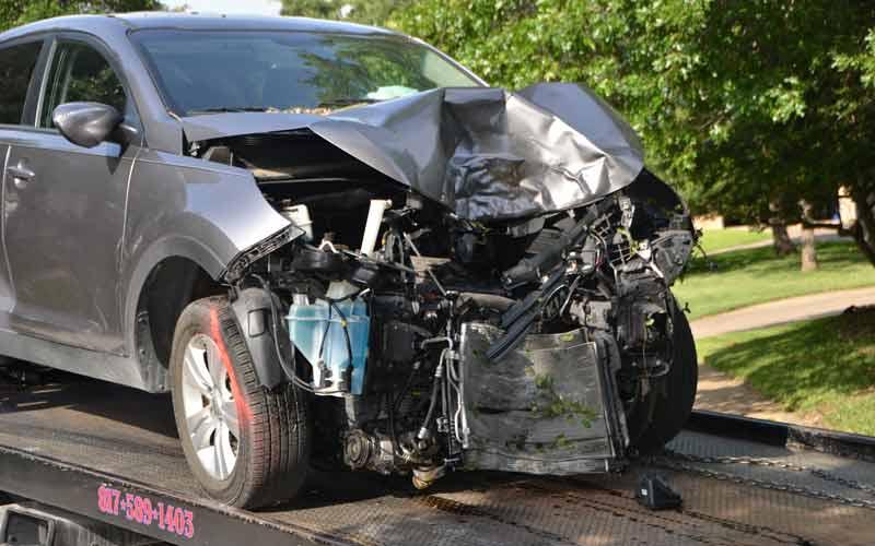 car accident damage - Lancaster car accident attorney