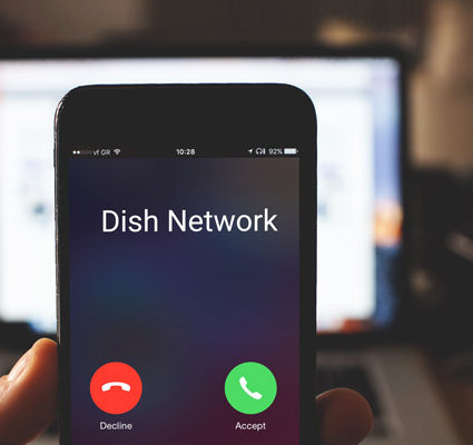 illegal calls from Dish Network