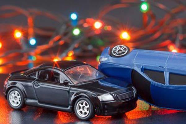 holiday car crash injury lawyer
