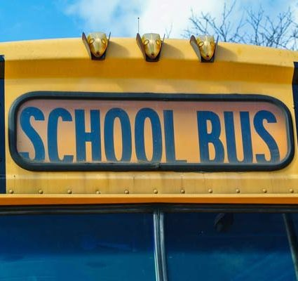 causes of school bus accidents and injuries