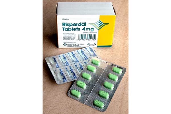 Risperdal causes gynecomastia
