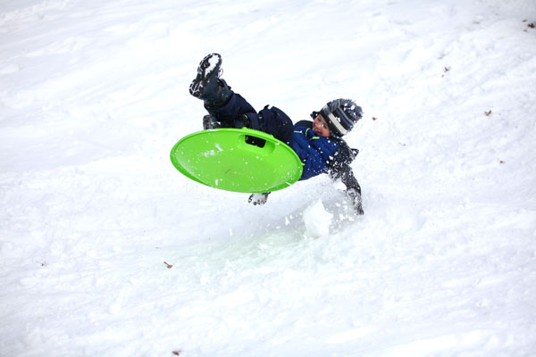 pennsylvania sledding injury lawsuit