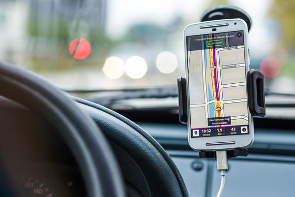 lancaster personal injury lawyer - distracted driver