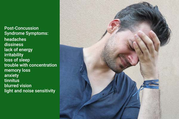 post concussion syndrome symptoms - lancaster injury lawyer