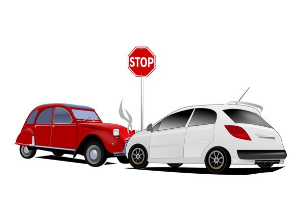 car accident vs car crash - personal injury law