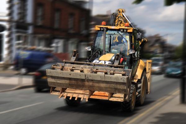 construction vehicle crash injury lawyer