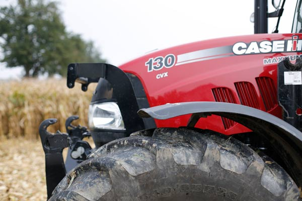 vehicle accident with tractor - injury lawyer